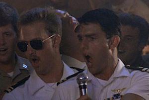 Goose Maverick Top Gun