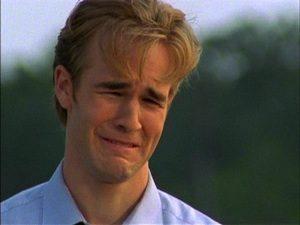Dawson's Creek Crying