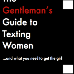 Free eBook: The Gentlemen's Guide to Texting Women