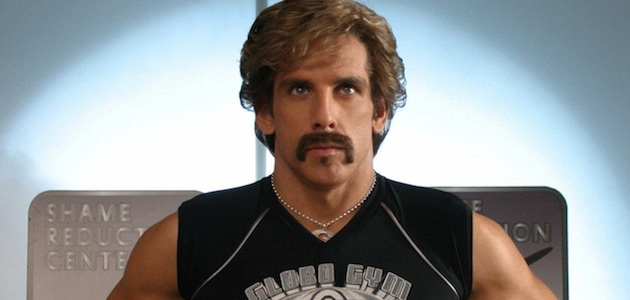 Ben Stiller Dodgeball Movie