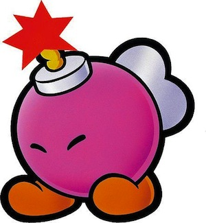 Pink Bomb Omb