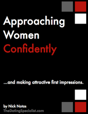 Approaching Women Confidently Cover