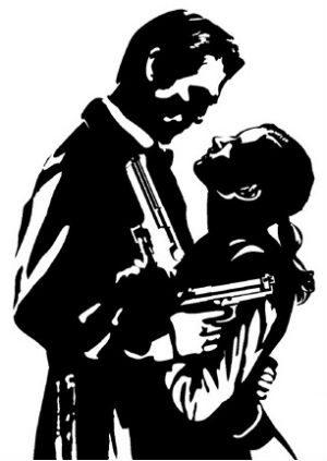 Max Payne and Mona