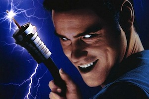 Jim Carrey Cable Guy