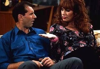 Al Bundy and Peggy