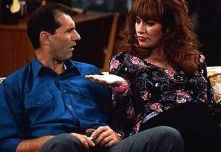 Al Bundy and Peggy