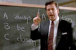 Glengarry Always Be Closing