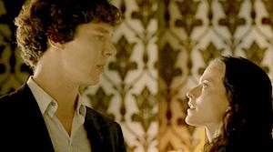 Sherlock Irene Adler BBC