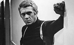 Steve Mcqueen Eye Contact