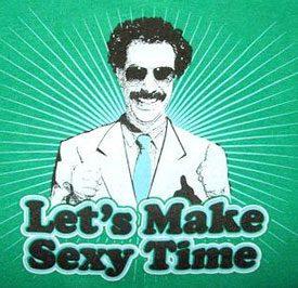 Borat Sexy Time
