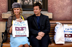 Michael Bluth and Rita