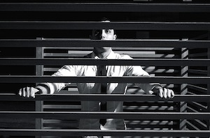 Caged Man