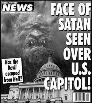 Face of Satan News