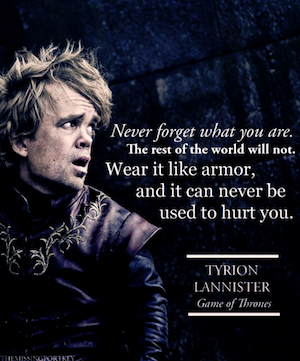 Tyrion Lannister Armor