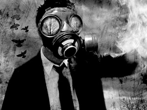 Toxic Gas Mask