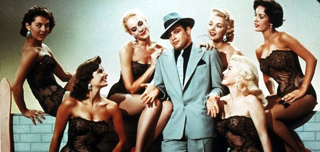 Marlon Brando Guys and Dolls