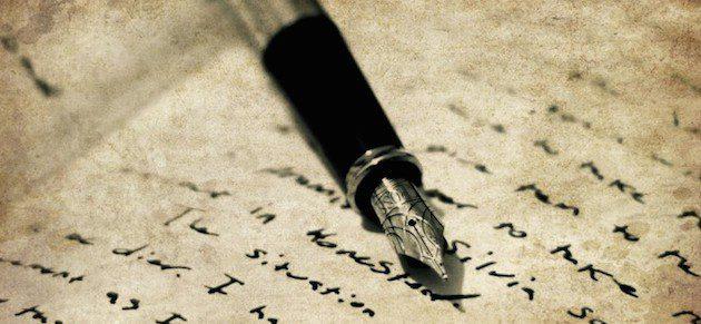 Writing Gratitude Journal