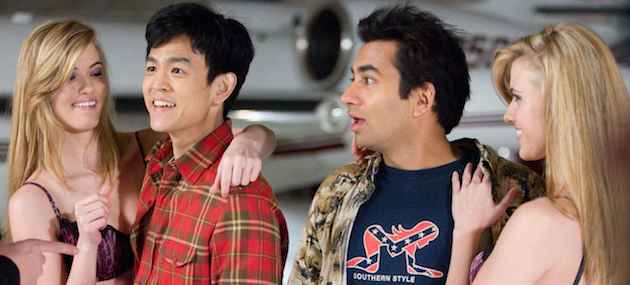 John Cho Kal Penn With Girls