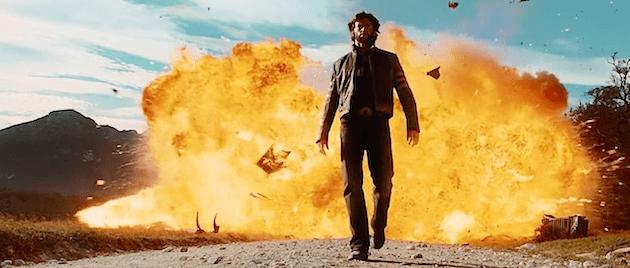 Wolverine Explosion