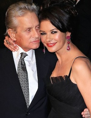 Michael Douglas is the man.