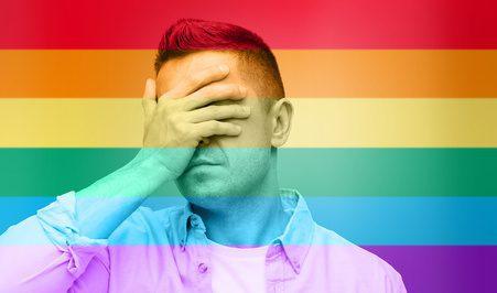 Gay shaming