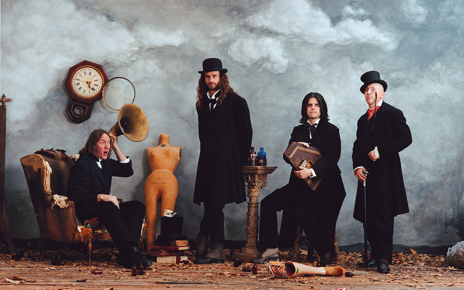 5 Dating Lessons From the Infinite Wisdom of the Band Tool